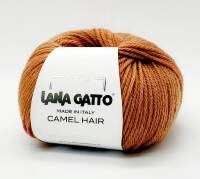 Lana Gatto Camel Hair 8403 (медный)